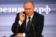 Путин: падение экономики России во время пандемии было почти вдвое меньше, чем в еврозоне